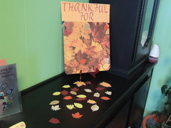 I am thankful for many things