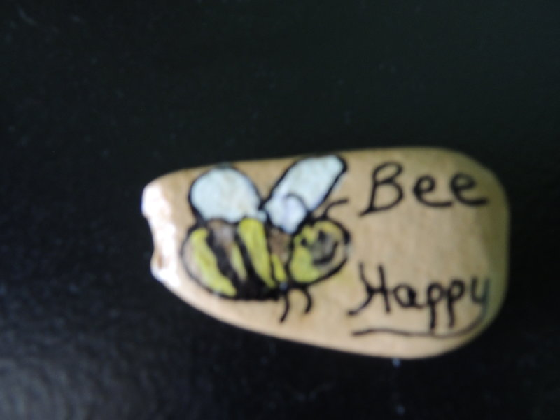 Bee Happy and friendship