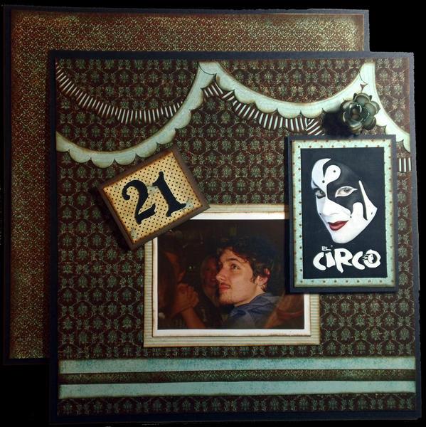 El Circo....Blake's 21st