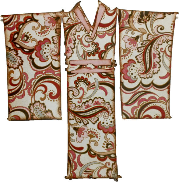 Kimono Sample for Swap