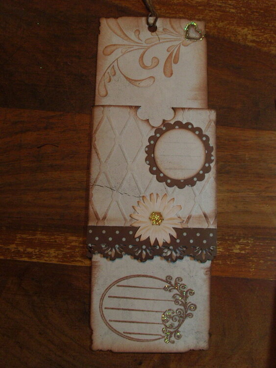 Some Embellishments I have made for myself or to sell - Slider 3 open