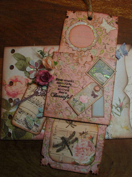 Work In Progress - Envelope Album