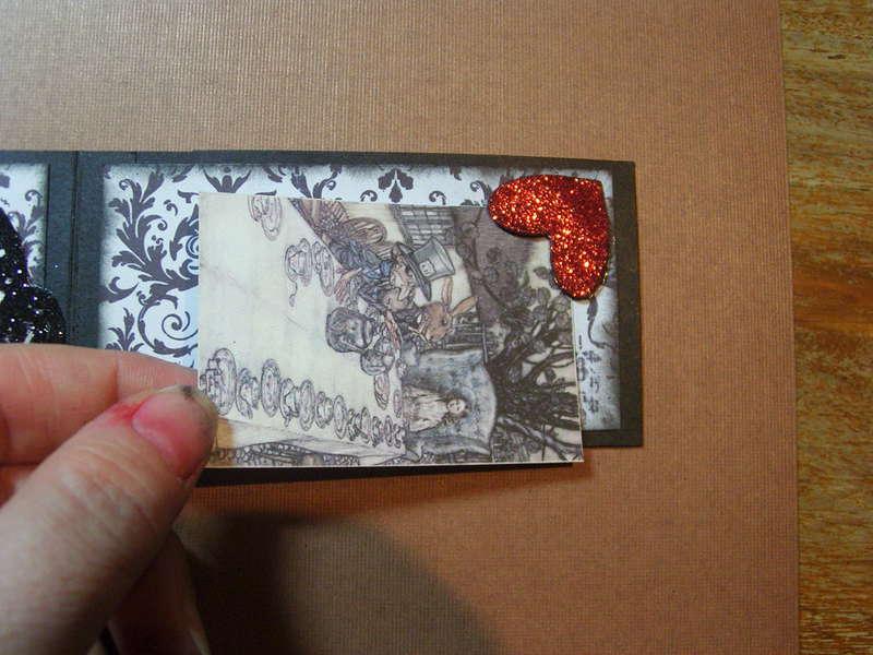 October Tag Mini Swap with jenniferd1009 - Mini Tag / Page