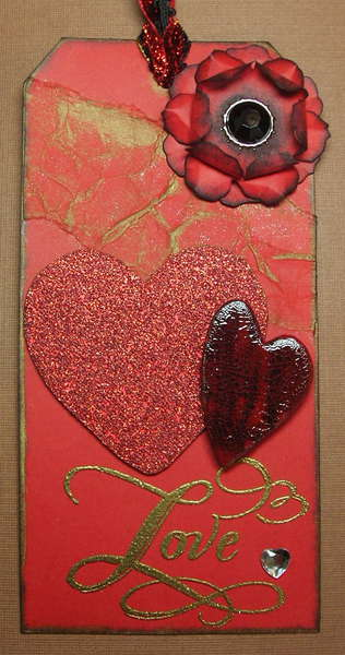 Valentine's Day Tag with Stopnstare07 - Tag 2