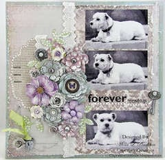 forever friends layout