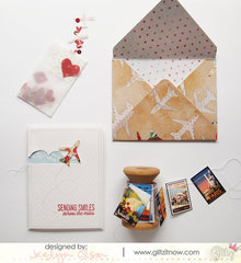 Travel Notecard Gift Set