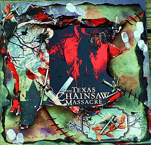 """The Texas Chainsaw Massacre""*Scraps of Darkness*"