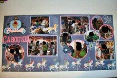 Magic Kingdom Fantasyland Carousel