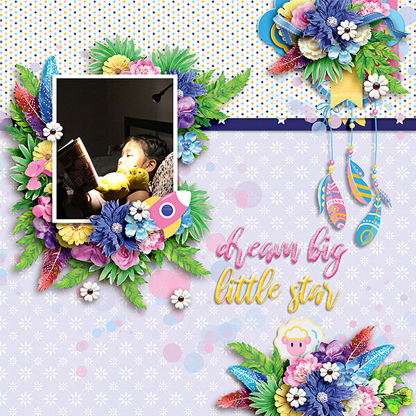 Dream Big Little Star