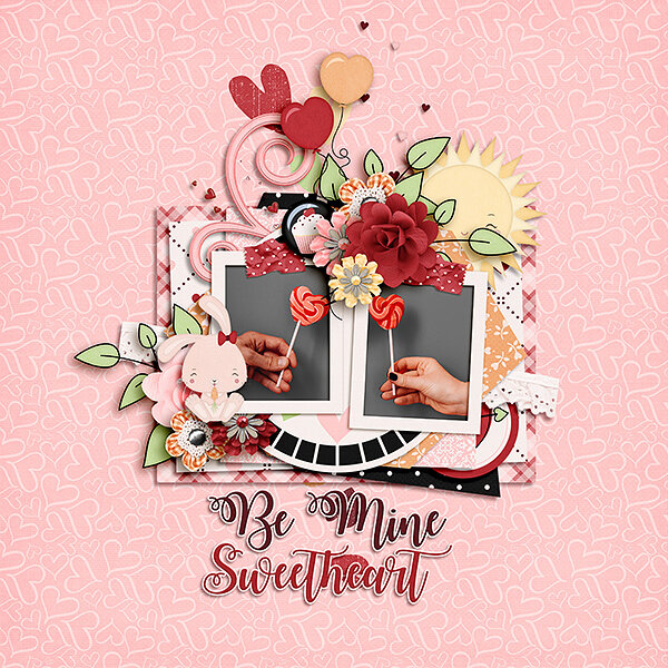 Be Mine Sweetheart