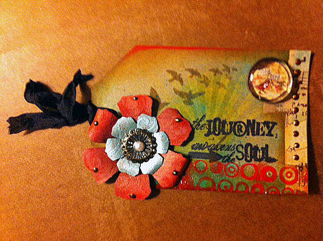 Grunge Tag for Exchange