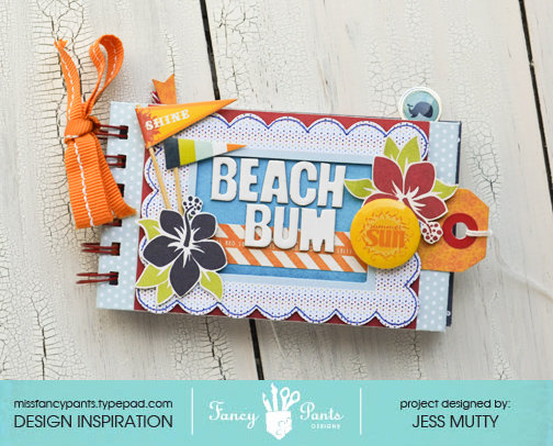 Beach Bum Mini Album