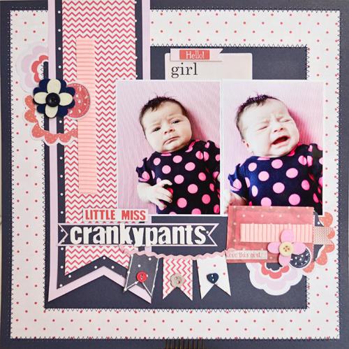 Little Miss Crankypants