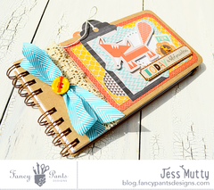 Foxy Notebook