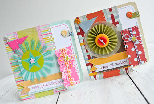 His and Hers Gift Card Holder Cards