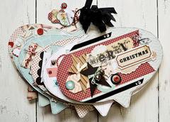 Merry Christmas Ornament Album