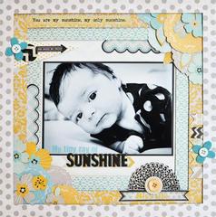 My Tiny Ray of Sunshine