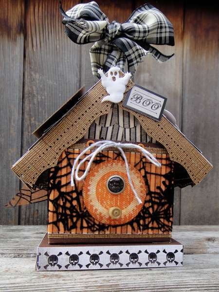 Boobird House *** Flying Unicorn ***