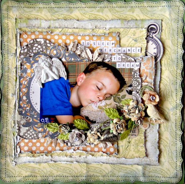 To Sleep *** Flying Unicorn CT ***