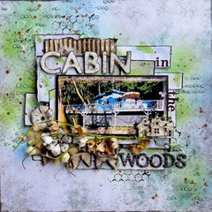 Cabin in the Woods *** Flying Unicorn CT ***