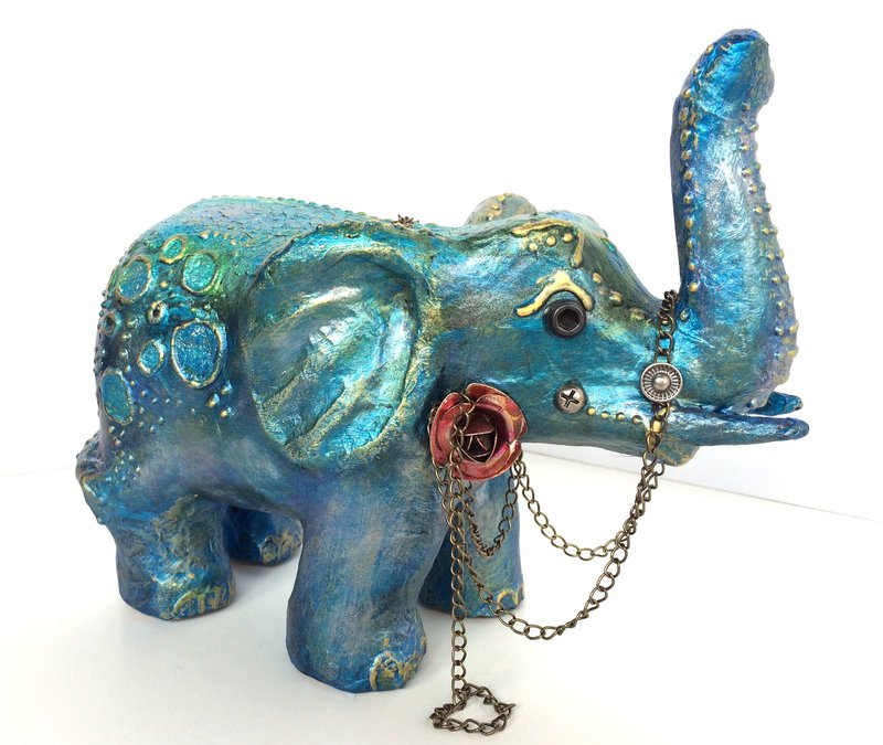 Altered Elephant