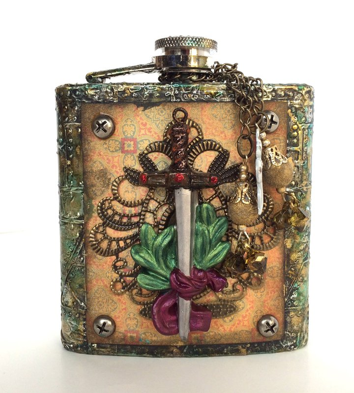 Altered Flask