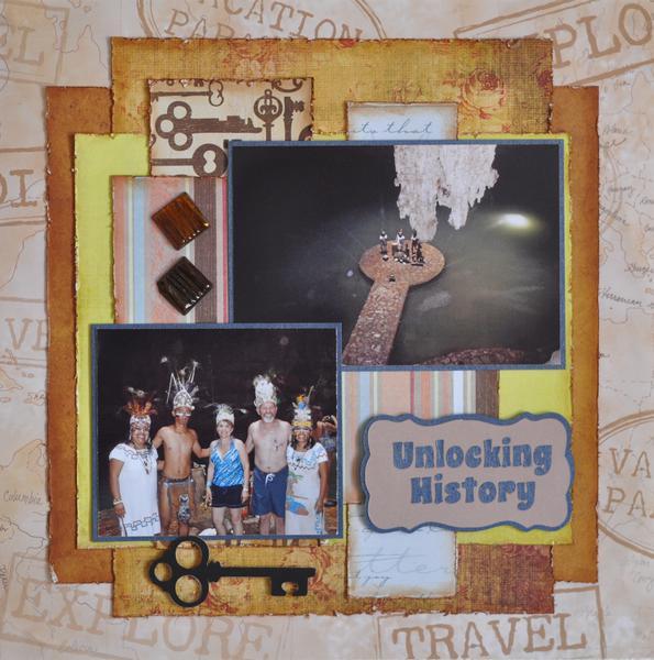 Unlocking History