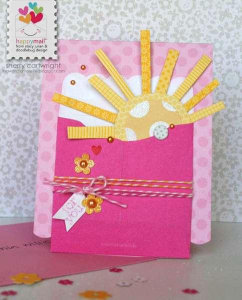 happy mail 001 : a pocketful of sunshine