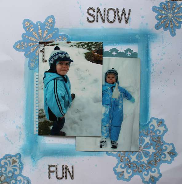 Snow fun 1