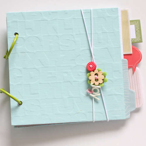 Alphabet Journal Kit {Studio Calico}