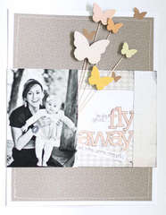 Fly Away {Studio Calico Autumn Press}