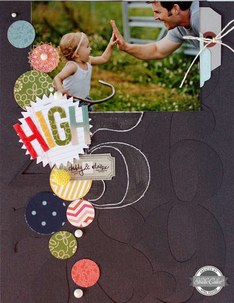 High Five (Studio Calico August Kit)