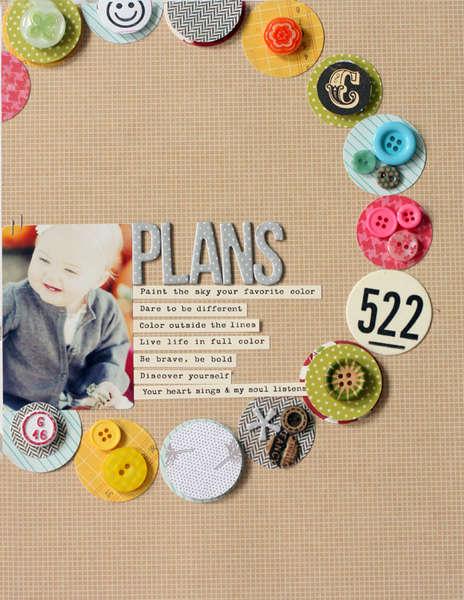 Plans (Studio Calico Dec. Kit)