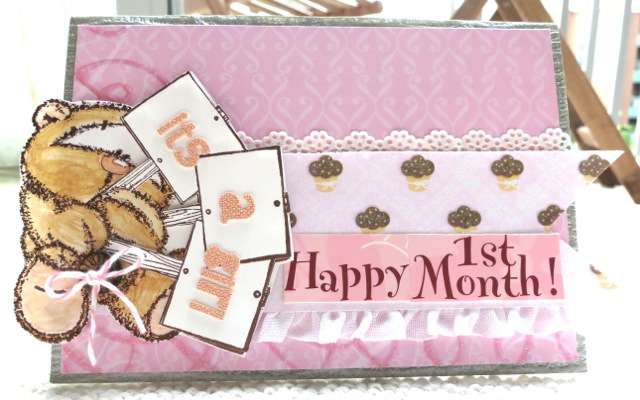 Baby's 1st month! **TCM challenge**