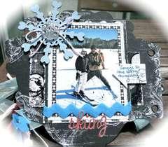 Winter Wonderland - Skiing!