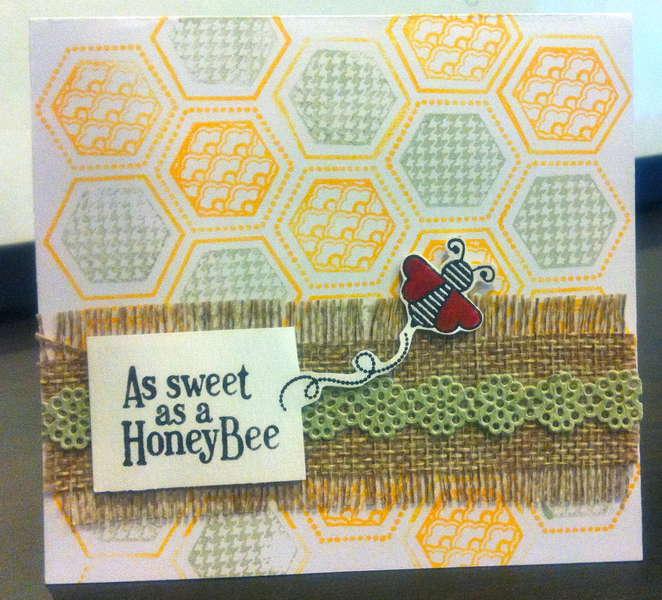 As sweet as a HoneyBee