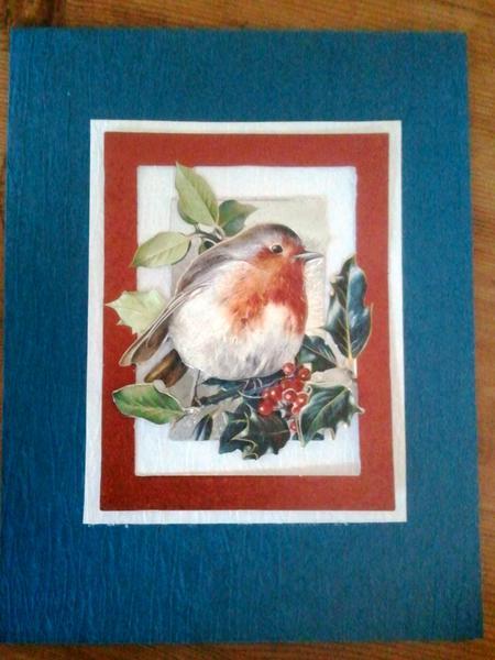 Christmas Bird III