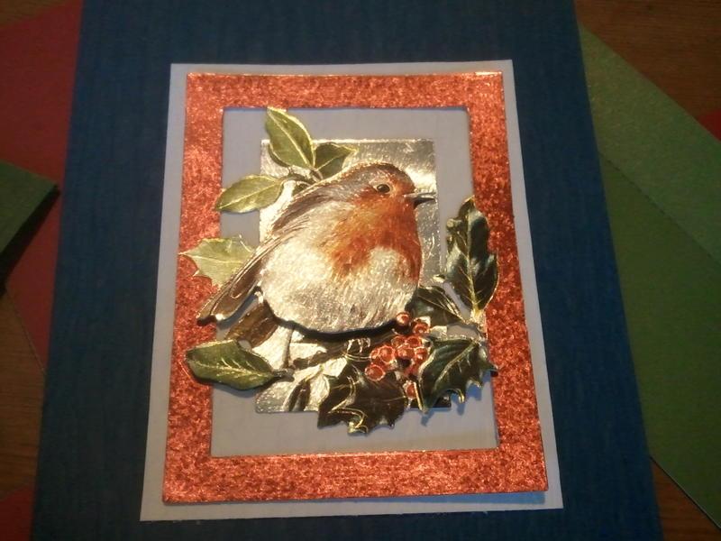 Christmas Bird II