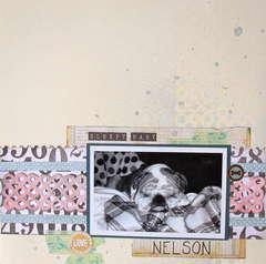 Sleepy Baby: Nelson