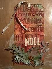 Christmas Tag #3!