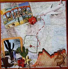 Arizona Title Page