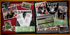 Falcons vs. Raiders