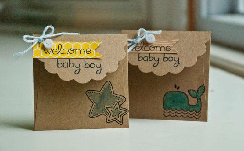baby enclosure envelopes