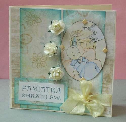 Card for Baptism