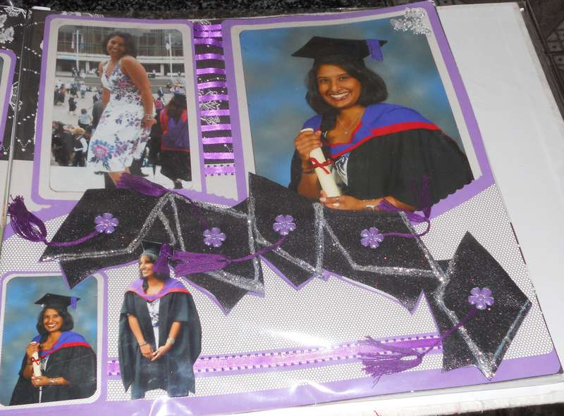 Sister's Graduation Page 2