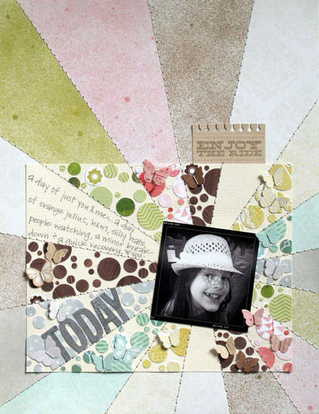 Today {Studio Calico: April Kit}