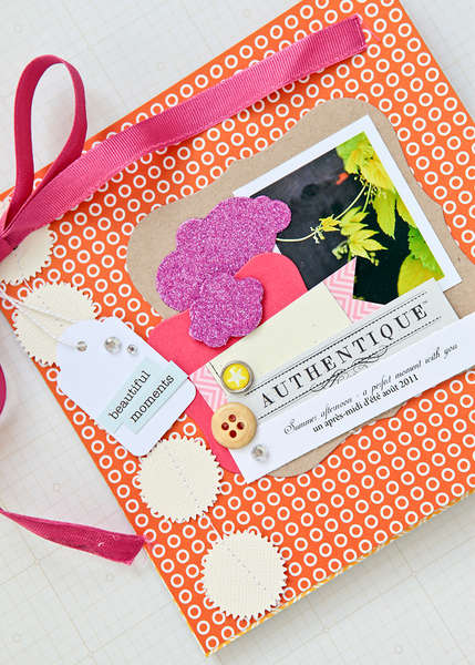 Beautiful Moments suite - Studio Calico February Kit -