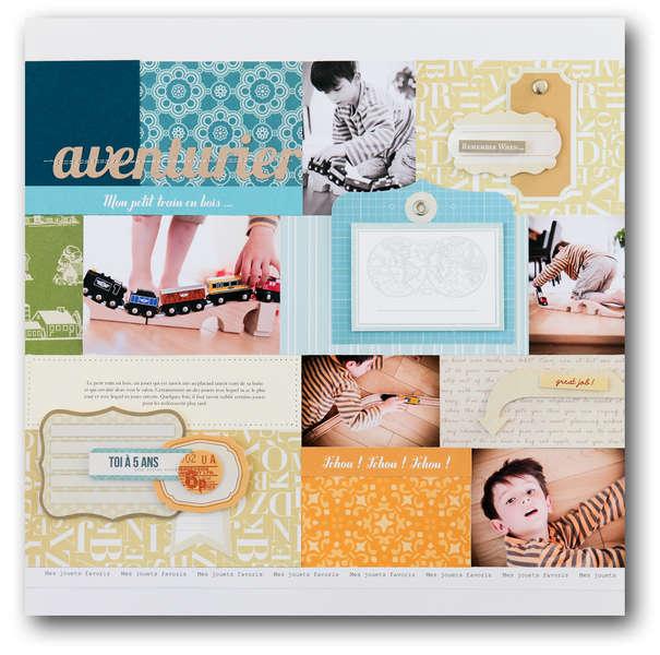 Aventurier - Studio Calico Memoir Collection