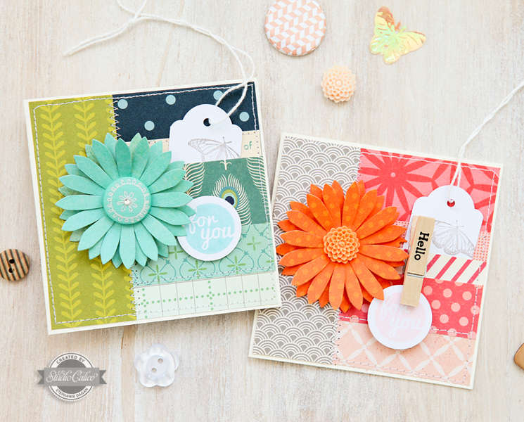 For you cards - Studio Calico August Kit -