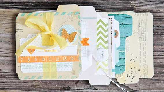 Some beautiful days - Studio Calico May kit -
